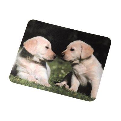 Hiirepadi Hama pilt Whelps (kutsikad) - Silk mouse pad, libisemiskindel kummipõhi, optilisele hiirele