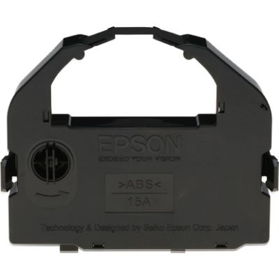 Lint Epson LQ-670/680/860/1060/2500/2550 orig. S015262 must nailon, 2milj märki