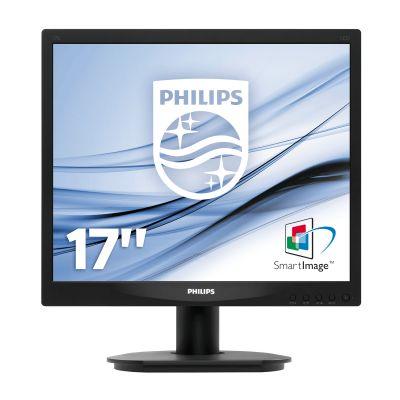 K0009088_1_Monitor_Philips_17_LCD_17S4LSB_54_1280x1024_20M1_typ_10001_250cd_170160_5ms_VGADVI_kuni_D