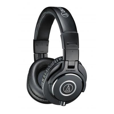 Kõrvaklapid Audio Technica ATH-M40X 3.5mm (1/8 inch), Headband/On-Ear, Black
