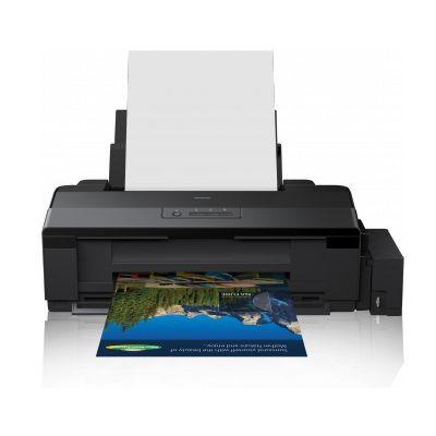 Tindiprinter Epson L1800 A3+ Photo 6-inks 5760x1440dpi 15ppm m/c 100sh USB ITS
