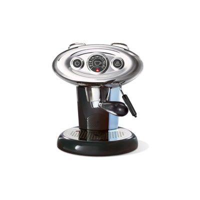 Espressomasin ILLY kapselkohvimasin X7.1 Black/must (Nero 230V Macchina espresso) (Illy Caffe s.p.a,Itaalia)