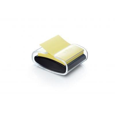 POST-IT Z-note alus PRO must/läbip. +  Z-märkmepaber R330 kollane