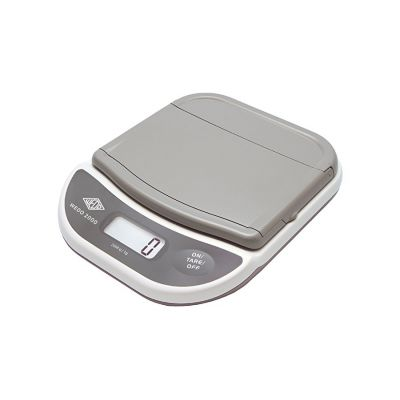 Kirjakaal Wedo 2000 Electronic Letter and Small packet Scale, kuni 2kg, täpsus 1gr (toide 4xAA), 3YW