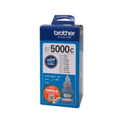 Tint Brother BT-5000C - Ultra High Yield  Cyan DCP-T310, T510, T710, MFC-T910