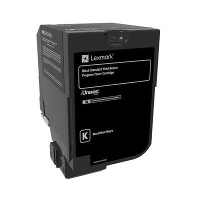 Tooner Lexmark must black 7000lk CS720de/dte CS725de/dte CX725