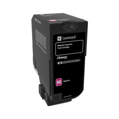 Tooner Lexmark Magenta Standard Capacity 3000lk 725DE/720DTE