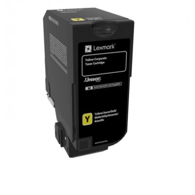 Tooner Lexmark Yellow/kollane Standard Capacity 3000lk 725DE/720DTE