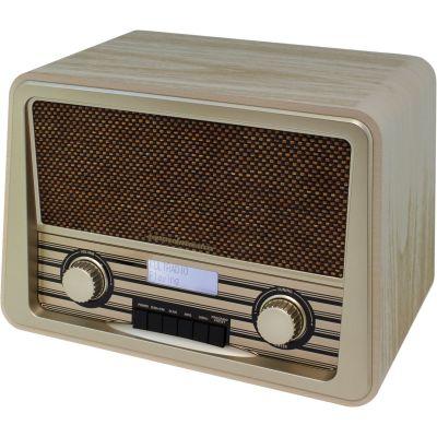 Raadio Soundmaster Nostalgic NR920, DAB+ FM-raadio (RDS), hall