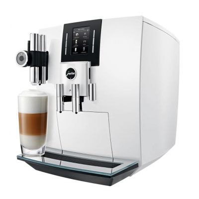 Espressomasin Jura Impressa J6 valge