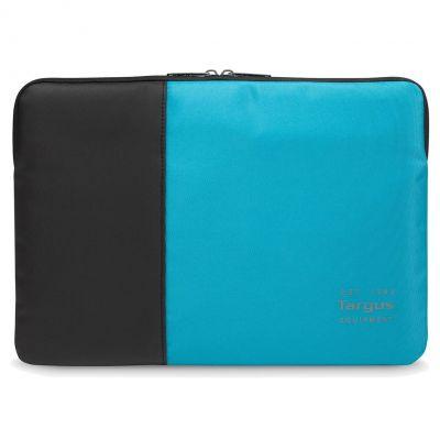 Sülearvuti ümbris Targus TSS95102EU Pulse 15,6 Laptop Sleeve Black/Blue (must/sinine)