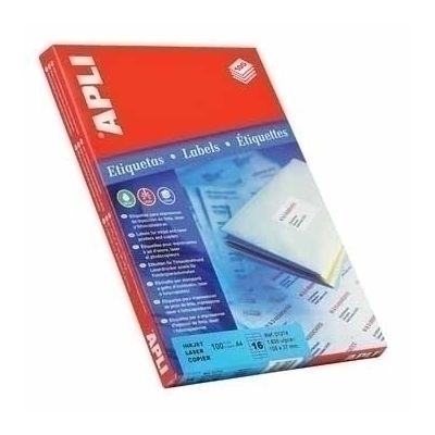 Etikett APLI 70x67,7 Ref.1290,