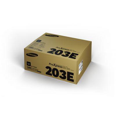 Tooner Samsung MLT-D203E Extra High Yield Black/must ProXpress SL-M3820 SL-M3870 SL-M4020 SL-M4070 SL-M4072