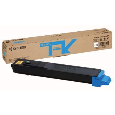 Tooner Kyocera TK-8115C cyan (6 000 lk) - ECOSYS M8124cidn, M8130cidn