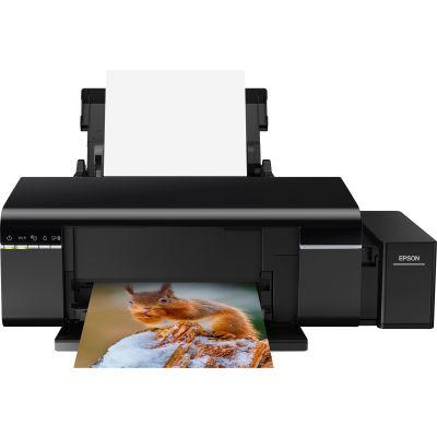 Tindiprinter Epson L805 A4 5760x1440dpi 37ppm 100sh USB WiFi 6-ink ITS