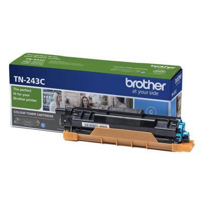 Tooner Brother TN243C Cyan 1000lk@5% DCP-L3510CDW, L3550CDW, HL-L3210CW, L3230CDW, L3270CDW, MFC-L3710CW, L3730CDN, L3750CDW, L3770CDW
