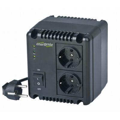 Vahelduvpinge stabilisaator Gembird AVR-10001 1000VA (600W), ülepingekaitse