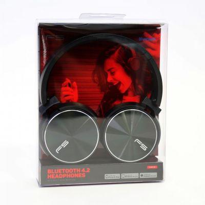 Kõrvaklapid Freestyle Headset Bluetooth4.2 FH0917Black must