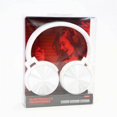 Kõrvaklapid Freestyle Headset Bluetooth4.2 FH0917White valge