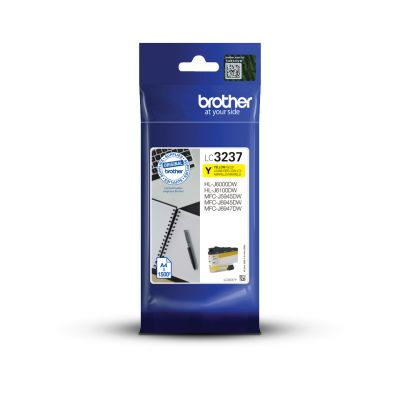 Tint Brother LC3237Y Yellow 1500pg HL-J6000DW, HL-J6100DW, MFC-J5945DW, MFC-J6945DW, MFC-J6947DW