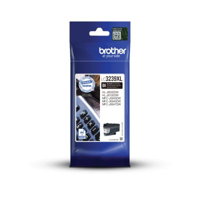 Tint Brother LC3239XLBK Black High Yield 6000pg HL-J6000DW, HL-J6100DW, MFC-J5945DW, MFC-J6945DW, MFC-J6947DW
