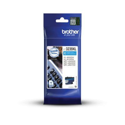 Tint Brother LC3239XLC Cyan High Yield 5000pg HL-J6000DW, HL-J6100DW, MFC-J5945DW, MFC-J6945DW, MFC-J6947DW