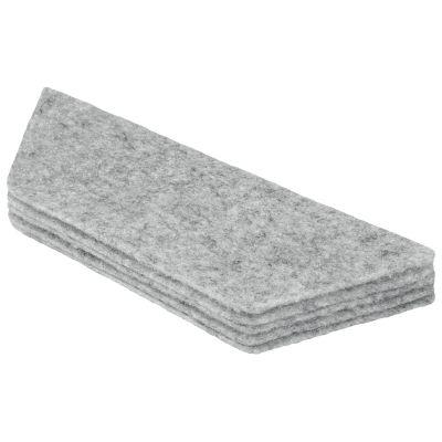 Nobo Whiteboard Eraser Refills (10 pcs) for 1905325