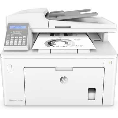 Kontorikombain HP LaserJet Pro MFP M148fdw must-valge laser
