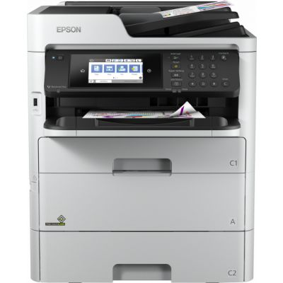 Kontorikombain Epson WorkForce Pro WF-C579RDTWF 4-in-1 A4 Multifunctional printer MFD RIPS