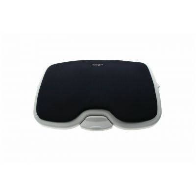 Jalatugi Kensington K56153 SoleMatePlus Comfort Footrest Tilt/Height, helehall plast, Memoryfome Pad, SmartFit 54.6cm L x 11.7 W x 35.5 H