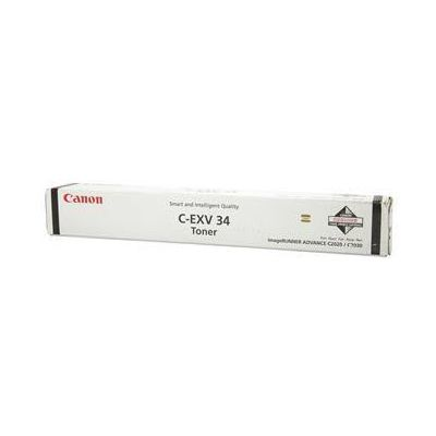 Tooner Canon C-EXV34 Black must 23000lk@5%