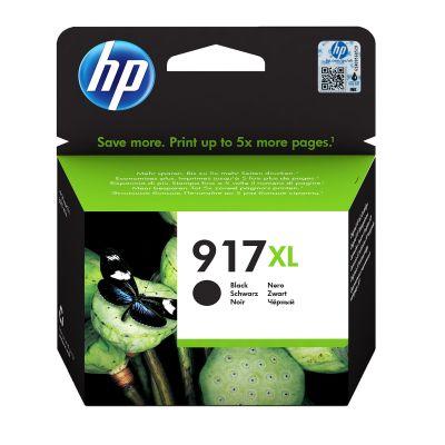 Tint HP 3YL85AE 917XL Extra High Yield Black/must eriti suur kuni 1500lk Officejet Pro 8022/8024/8025