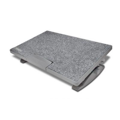 Jalatugi Kensington K50345EU SmartFit SoleMate Pro Elite Ergonomic Foot Rest hall, mittelibisev tekstiilpind (H 90mm/120mm)