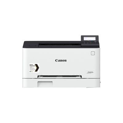 Laserprinter Canon i-SENSYS LBP623Cdw 1200dpi 21ppm duplex USB2.0, Gigabit Ethernet, WiFi