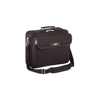 Sülearvuti kott Targus Notepac Plus case nylon black CNP1 15,4`