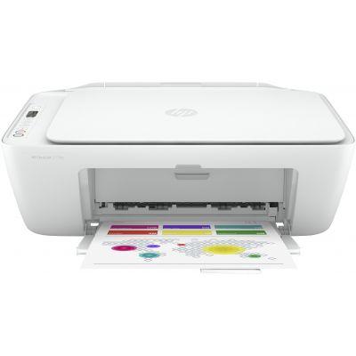Kontorikombain HP DeskJet 2710e All-In-One Printer/ skänner/ koopia WiFi Bluetooth
