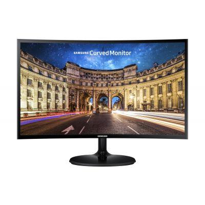 "Monitor SAMSUNG C27F390 27"" Curved FullHD 16:9 250 cd/m² 3000:1 4ms  VGA, HDMI"