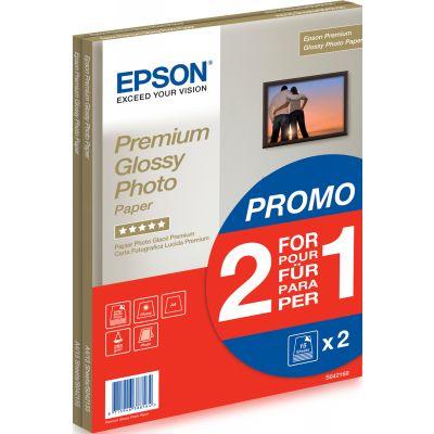 Paber Epson Premium Glossy Photo Paper A4 30lehte 255g/m2