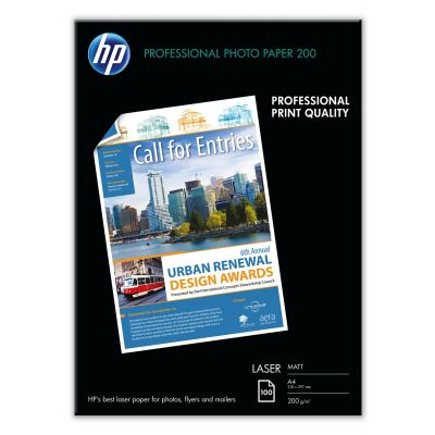 Paber HP Q6550A Laser Professional Photo Paper Matt A4 100l 200gr 2-sided