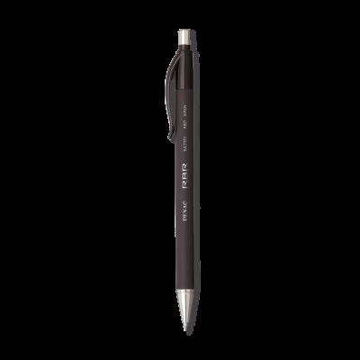 Pastapliiats Penac RBR 0,7mm, must , klõpsuga