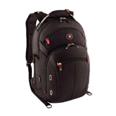 """Sülearvuti seljakott Wenger Gigabyte Macbook Pro 15"""" Backpack with iPad pocket Black 17L"""
