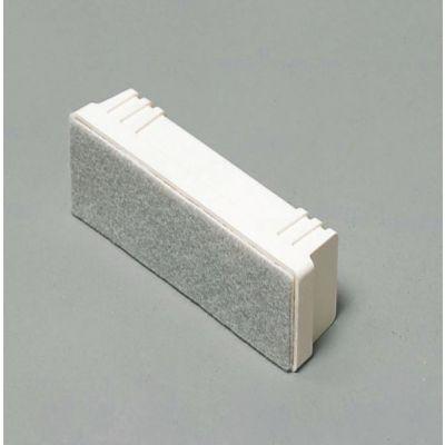 Tahvlipuhastaja TK-TEAM 825100 magnetiga, valgele tahvlile