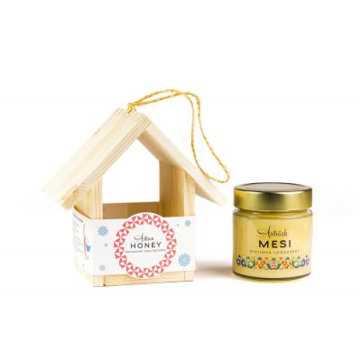 Õiemesi 300g+ linnusöögimaja, Artisan Honey
