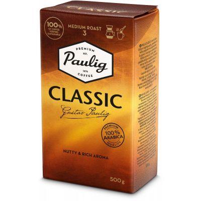 Kohv Paulig Classic 500g filterkohv