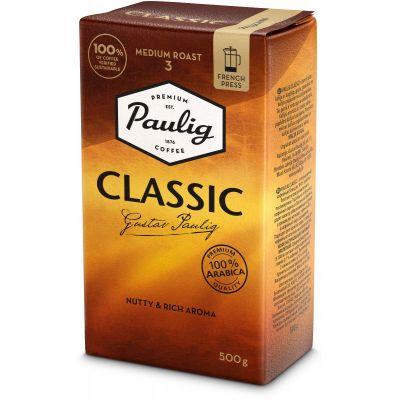 Kohv Paulig Classic 500g presskannule