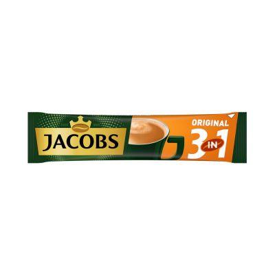 Lahustuv kohv Jacobs 3 in 1, (kohv,piim,suhkur) - 1 portsjon 15,2 g
