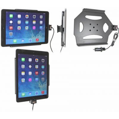 Tahvelarvuti autohoidja Brodit Active holder for Apple iPad Air 5th Gen 9.7 A1822/A1823, 6th Gen A1893/A1954, auto 12V USB 123cm