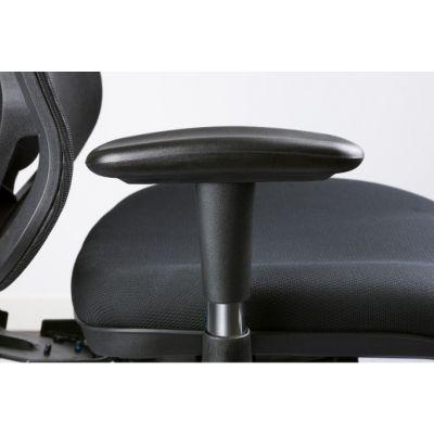 Käetoed reg. MULTI, toolidele FLEXIMUM, pehme polüuretaankattega / paar