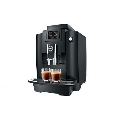 Espressomasin Jura Impressa WE6 must Pianoblack