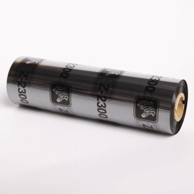 Termokile 110mm x 74m värviline, hülss 12.7mm, 2300 wax ink, masinale Zebra GC420T